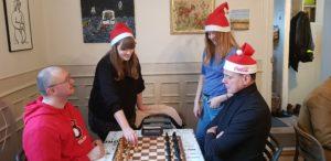 Jólaskákmót Vinaskákfélagsins @ Haldið á chess.com